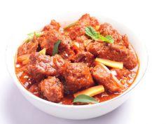 Spicy Dal Gosht