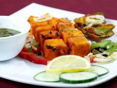 Spicy Paneer Tikka Recipe