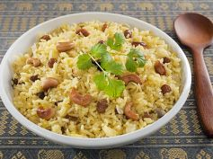 Splendid Winter Recipes Garlic Rice
