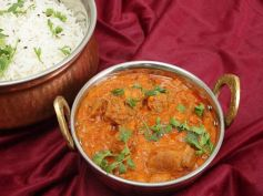 Splendid Winter Recipes Khajur Gosht