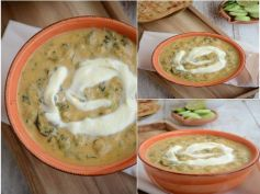 Splendid Winter Recipes Methi Matar Malai
