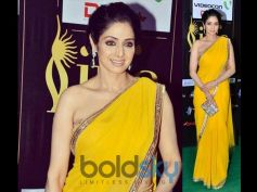 Sridevi In Designers Saree