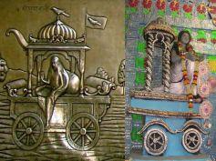Story Of The Goddess Who Devoured Shiva