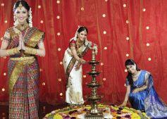 Tamanna Bhatia in Saravana Stores ad