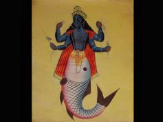 Ten Avatars Of Lord Vishnu Matsya