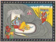 The Boon Of Lord Vishnu