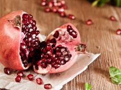 Treat Food Poisoning with Home Remedie Pomegranate
