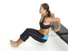 Triceps Drip Indoor Exercises To Treat Diabetes
