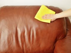 Ways To Clean Leather Sofas At Home