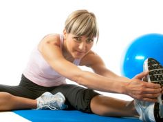 Ways To Flatten Your Belly Ball Blast