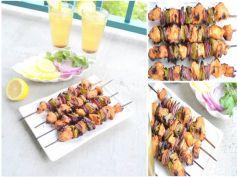Weekend Special Kebab Mourgh Recipe