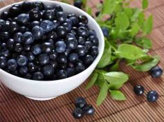 Winter Immunity Boosting Foods Blue Berries
