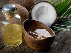 Winter Immunity Boosting Foods Coconut Oil