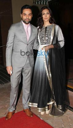 Abhay Deol during Aamna Sharif Amit Kapoor Wedding Reception