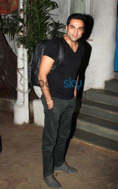 Abhay Deol snapped at Olive
