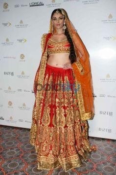 Aditi Rao Hydari during IBFW 2013 Day 5 Show