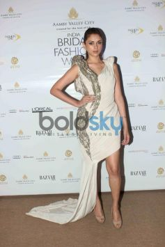 Aditi Rao Hydari at IBFW 2013 Gaurav Gupta Show Day 2