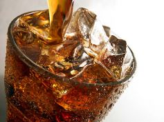 Aerated and sugary drinks