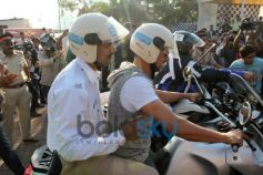 Akshay Kumar drive for Ride For Safety rally