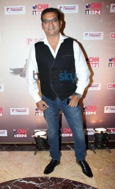 Singer Abhijeet at CNN-IBN's Senior Citizen Awards