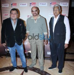 Senior Actors at CNN-IBN's Senior Citizen Awards