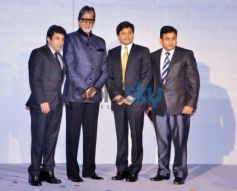 Amitabh Bachchan during Just Dial Search Plus Website Launch