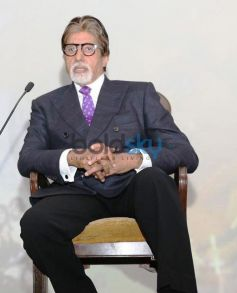 Amitabh Bachchan at NDTV's Solution Summit