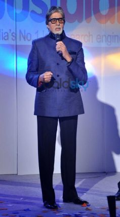 Amitabh Bachchan speach during Just Dial Search Plus Website Launch