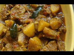 Beef Devilled Curry