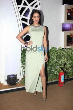 Sonal Chauhan During IBFW 2013 day 6