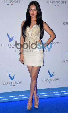 Sonal Chauhan at Grey Goose Style Du Jour