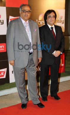 Boney Kapoor with Ashok Kheny during CCL Inaguration 2014