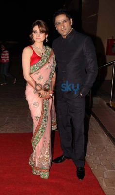 Celebs at Aamna Sharif Amit Kapoor Wedding Reception