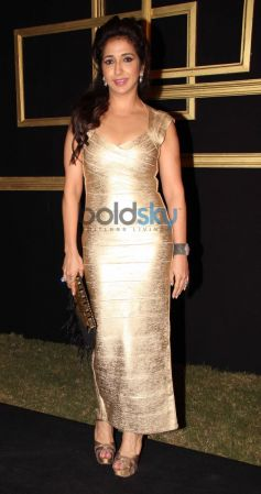 Celebs at Deepika Padukone Black and Gold Party