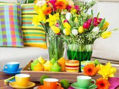 Colourful Decor Items
