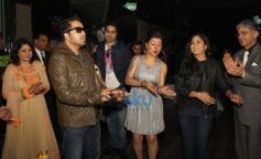 Dance moves at Press conference of MTV BOLLYLAND at Welcom Hotel Dwarka