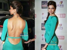 Deepika In Green Again