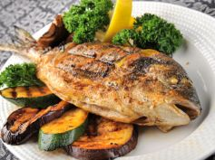 Drop A Size Before Xmas Diet Tips have Fish