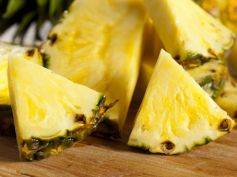Drop A Size Before Xmas Diet Tips have Sweet Pineapple