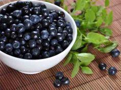 Eat Blueberries