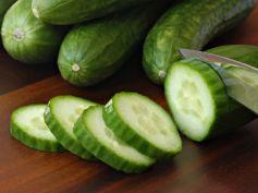 Eat Cucumber