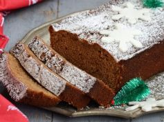 Ginger Bread Loaf Cake