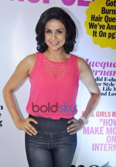 Gul Panag launches Pantaloons Women's Wednesday
