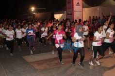 HCG Pinkathon for Breast Awareness 2013