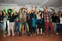Heartless Cast dance at Inauguration of Taarangan Fest 2013