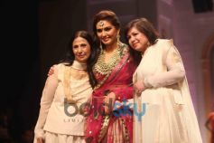 Huma Qureshi Aashima Leenaa during IBFW 2013