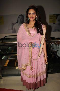 Huma Qureshi during Music launch of film Dedh Ishqiya