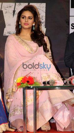 Huma Qureshi at Music launch of film Dedh Ishqiya