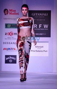 IRFW 2013 Pria Kataria Puri Show