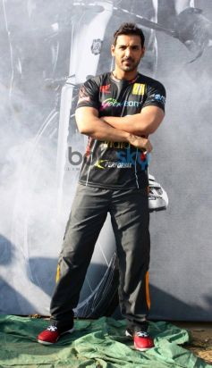 John Abraham at Godrej Eon Tour de India 2013